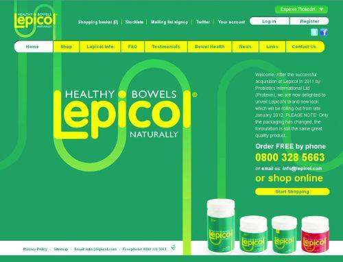 Lepicol probiotic review uk